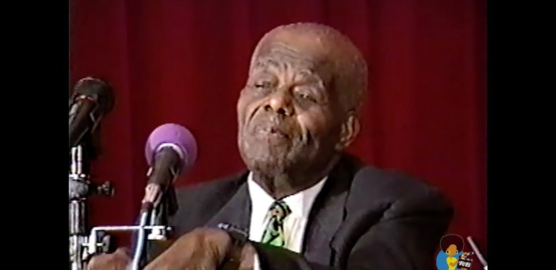 The Great Debate - Dr. John Henrik Clarke vs. Mary Lefkowitz