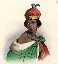 Nzinga of Ndongo and Matamba