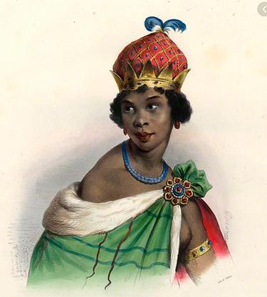 Nzinga of Ndongo and Matamba