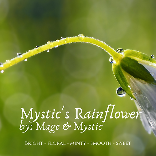 Mystics Rainflower Herbal & Medicinal Tea