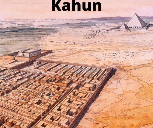 Kahun, Egypt