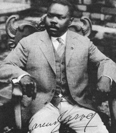 The Honorable Marcus M. Garvey
