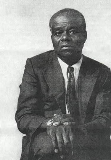 Dr. John Henrik Clarke