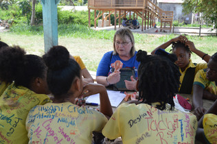 Community Health Education through LIMM