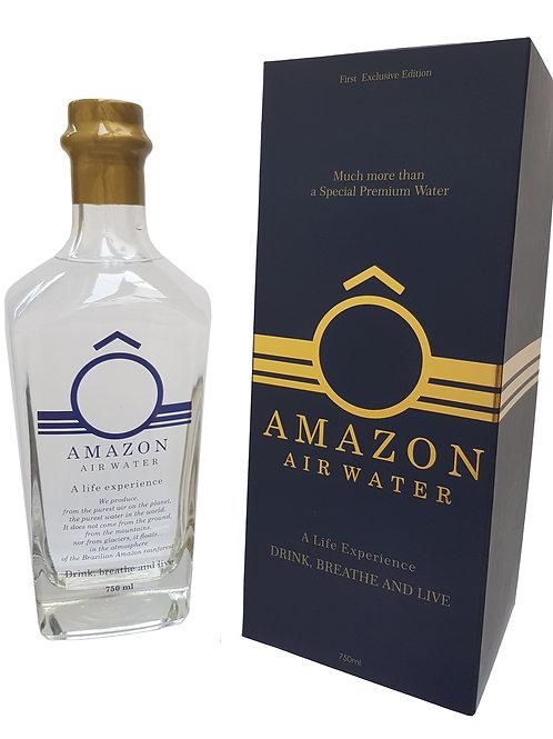 a 750 ml bottle