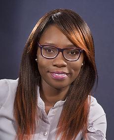 Ärztin Reneé Okingo