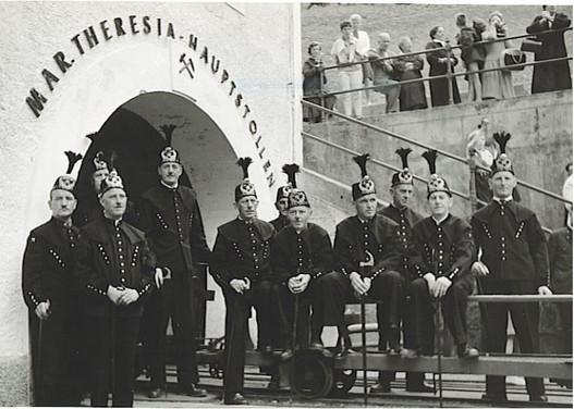 400 Jahr Feier, 25.07.1963, Archiv Salinen Austria