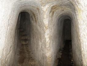 Keeler – Schutt, Wasserlösungsstrecke, 2014, Archiv IGM