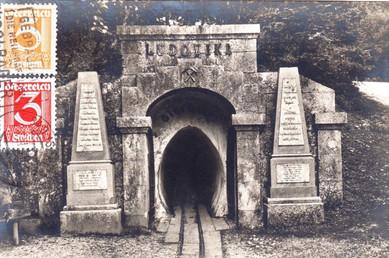 – Stollen, Portal, um 1920, Internet