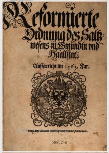 2. Reformationslibell, Deckblatt, ÖNB