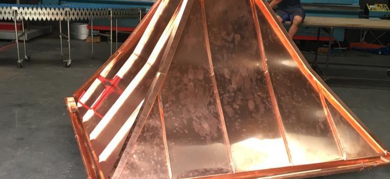 Das goldene Dachl von Perneck