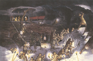 Bronzezeitlicher Salzabbau, Salzbergbau Hallstatt, Internet