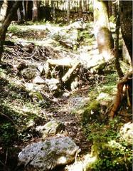 Mundloch um 1980, Archiv Kranabitl