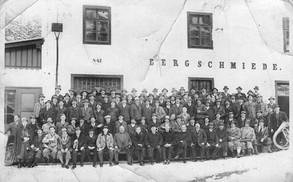 Kaiserin Maria Theresia – Stollen, Bergschmiede, Bergfest, um 1937, Archiv Feichtinger