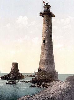 Leuchtturm von Eddystone, England, Internet