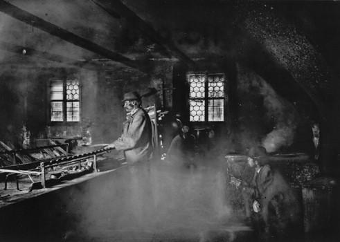 Knappenstube, Hoher Goldberg, Rauris, 1880