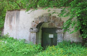 Kaiser Leopold - Stollen, Portal, 06 2013, Archiv Kranabitl