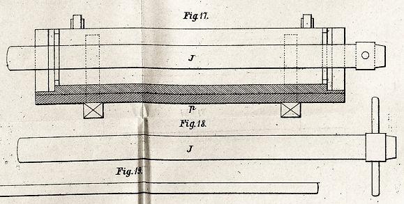 Gussform mit Kolben, Aigner, 1875