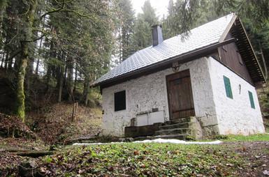 Stollenhütte, 2013, Archiv IGM