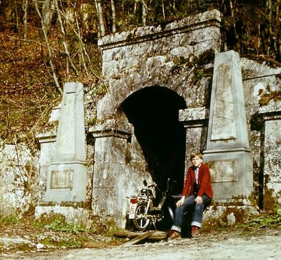 – Stollen, Portal, 1981, Archiv Kranabitl