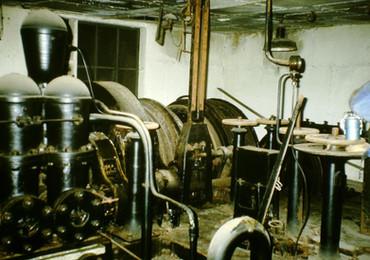 Kaiser Leopold - Stollen, Distler - Schacht, Schachtmaschine, 09 1991, Archiv Kranabitl