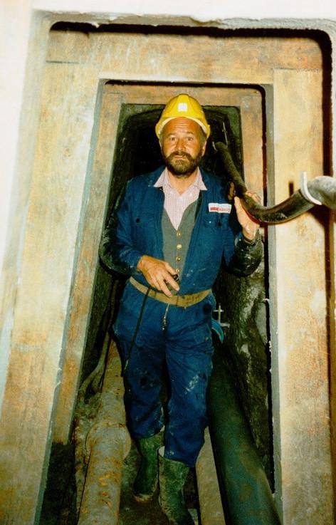 Einwässerungsstrecke, 09 1998, Archiv Kranabitl