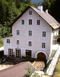 Kaiserin Maria Theresia – Stollen, Fremdeneinfahrt, Berghaus, 2001, Archiv Kranabitl