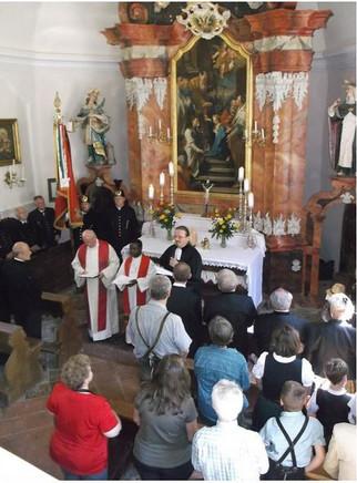 Gottesdienst, 450 Jahr Feier, 27.07.2013, Archiv IGM