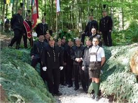 , Ischler Knappen, 450 Jahr Feier, 27.07.2013, Archiv IGM
