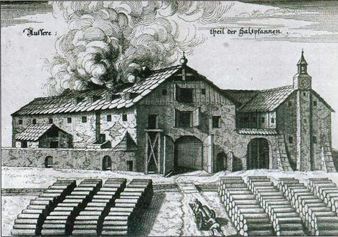 Heimatbuch 1966: Sudhaus Hallstatt