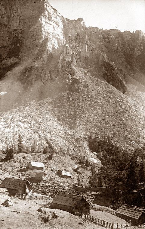 Sandling_Bergsturz_1920_Josef Kain.jpg