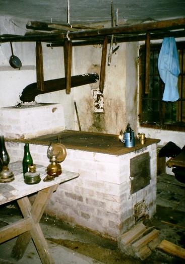 Stollenhütte, Ofen, 06.1991, Archiv Kranabitl