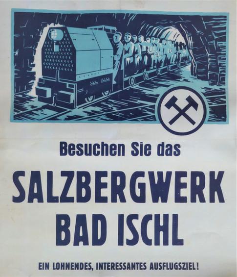 Theresia - Stollen, Schaubergwerk - Plakat, Archiv Kranabitl