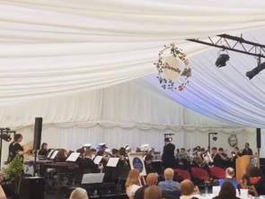 Graduation Fanfare for Girton & RWCMD
