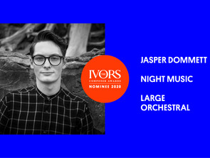 Night Music nominated for an Ivor Novello Award