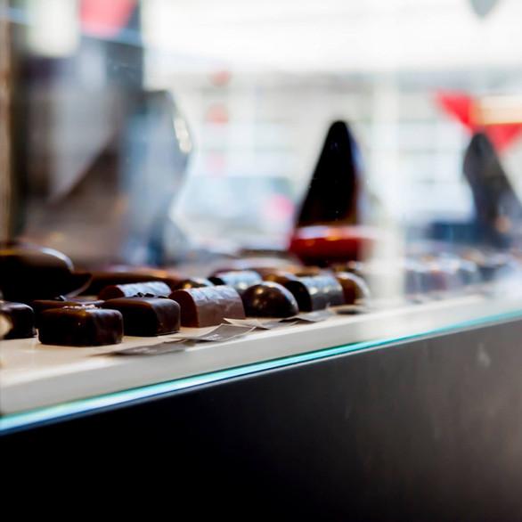RND - Aménagement d'une chocolaterie