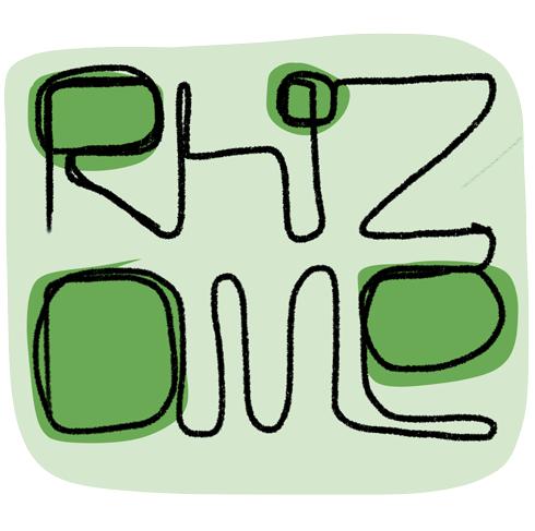 Logo rhizome