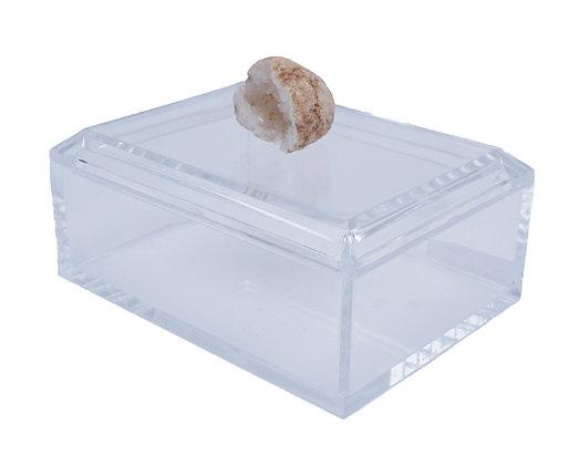 Geode Acrylic Box 6x4 Druzy