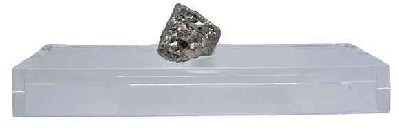 Geode Powder Room Box Pyrite Cluster