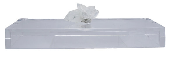 Geode Powder Room Box Quartz