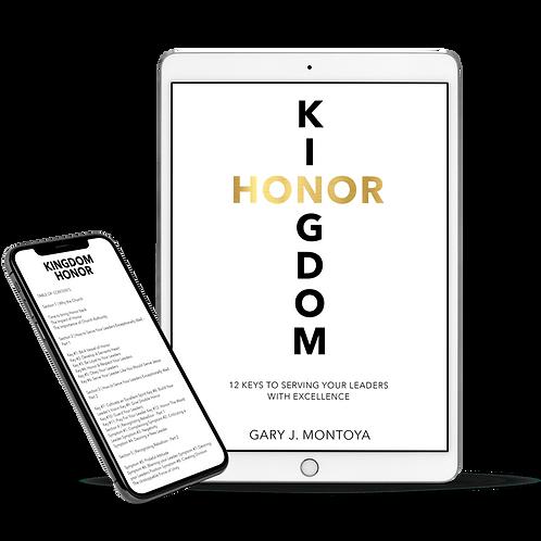 KINGDOM HONOR - E BOOK