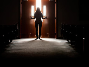 THE TRAP OF LEAVING THE CHURCH