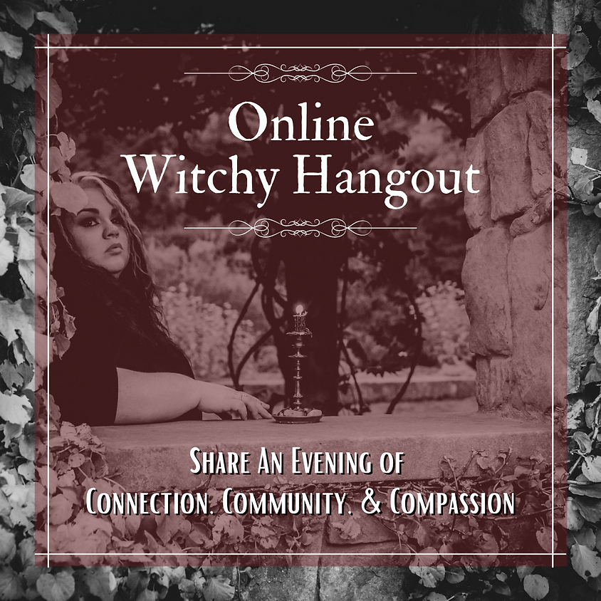 Online Witchy Hangout