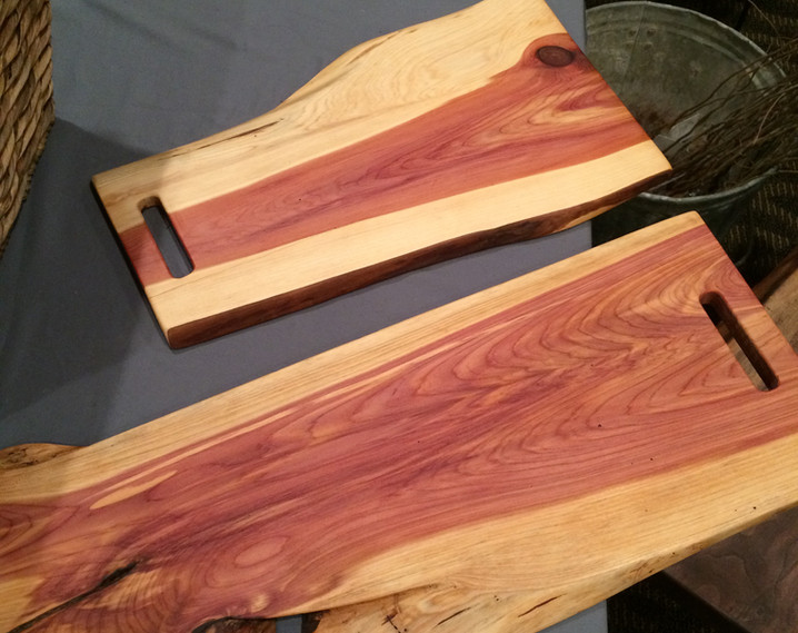 Cedar Charcuteries