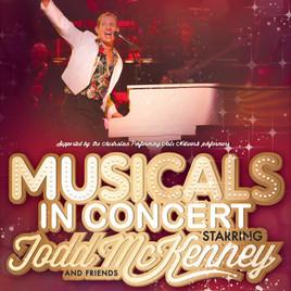 Musicals in Concert Starring Todd McKenny