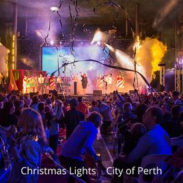 Christmas Lights City of Perth