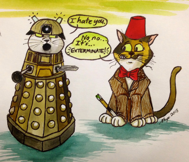 Cat comic #9