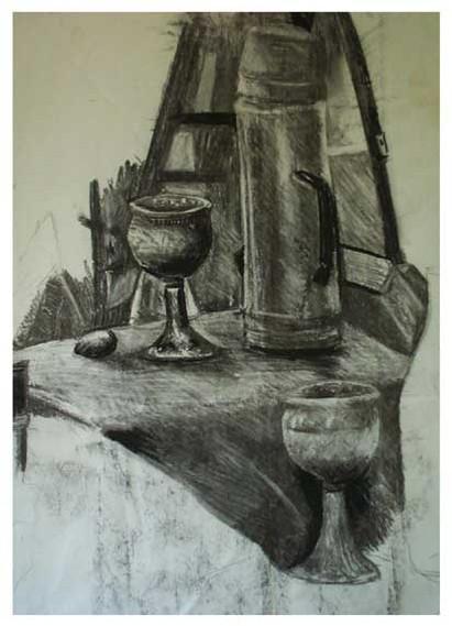 Stilllife-goblets