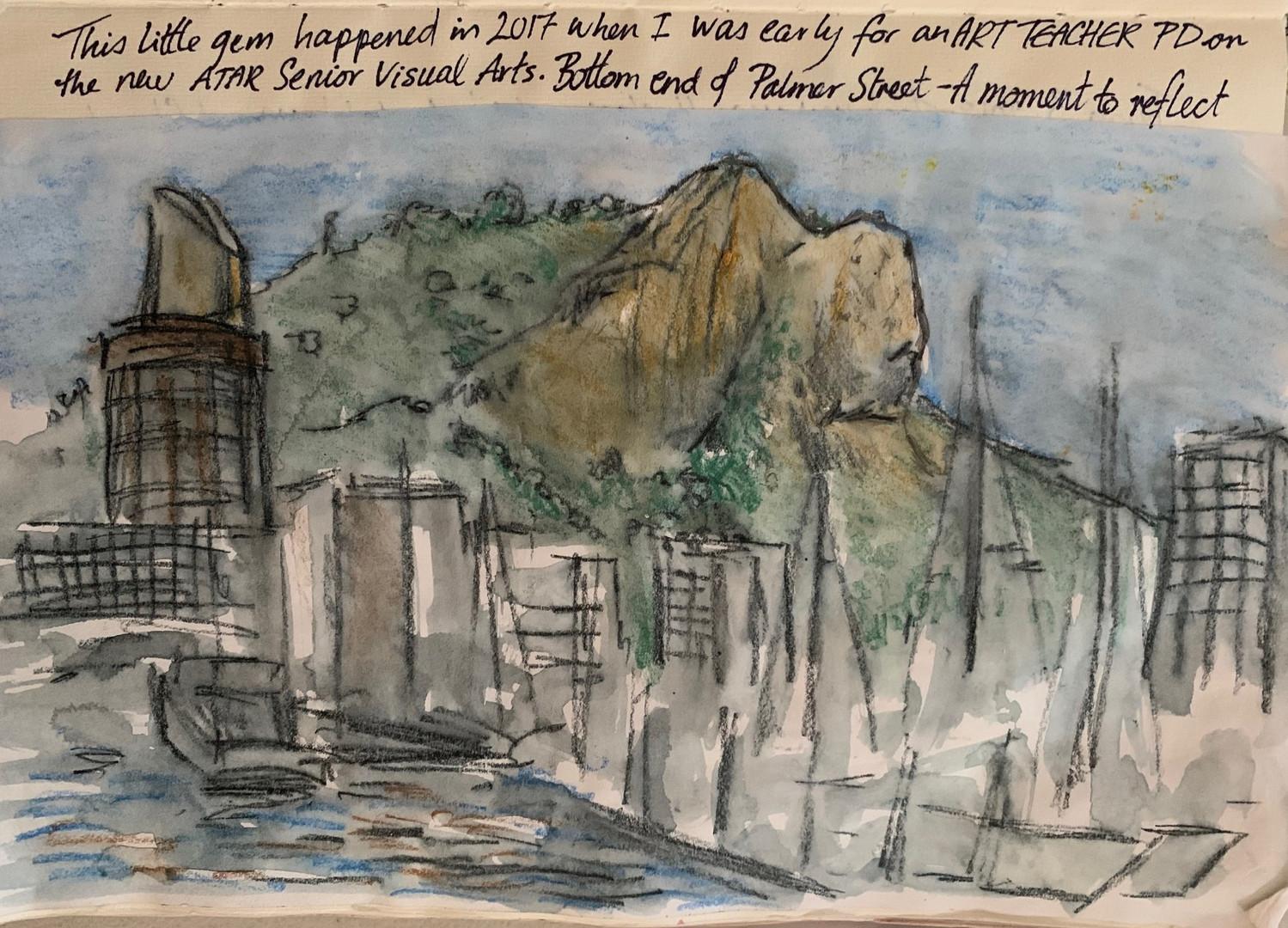 Urban Sketch CH