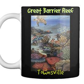 Reef deisng #1 mug
